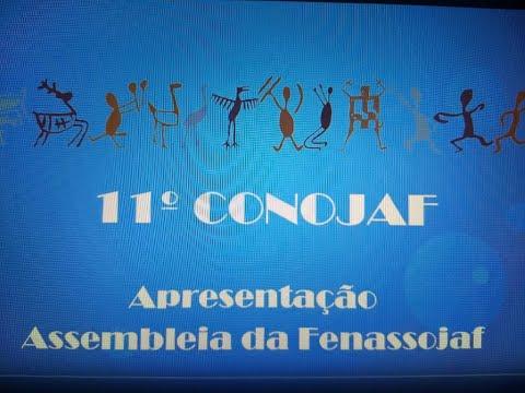 XI CONOJAF - Assembleia da Fenassojaf