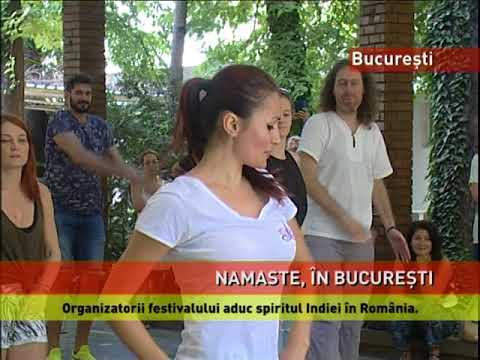 """Festivalul """"Namaste"""", în inima Bucureștiului"""