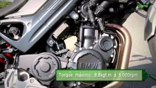 5. TESTE BMW F 800R