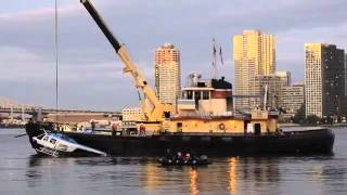 One Dead In East River Helicopter Crash