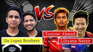 Video Tontowi Ahmad/Liliyana Natsir vs. Da Lopez Brothers (Cara Ngalahin Juara Olimpiade) MP3, 3GP, MP4, WEBM, AVI, FLV November 2018