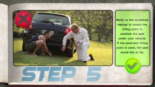 Don't be a jackass - an anti-manual for using a car jack is a three minute film about the dangers involved with DIY car maintenance highlighting specifically...