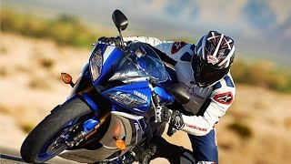 9. 2015 Yamaha YZF-R6 - The R6 rules the track, the twisties and your urban maze.