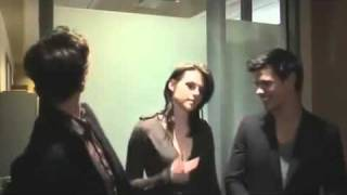Nonton Twilight Saga Eclipse Cast S Funniest Moments Film Subtitle Indonesia Streaming Movie Download