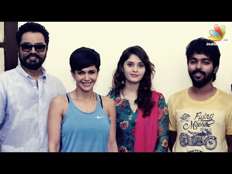 GV-Prakash-and-Surabhis-Adangathey-Pooja--New-Tamil-Movie-Sarathkumar-Mandira-Bedi