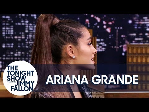 """Ariana Grande's Epic """"God Is a Woman"""" Madonna Cameo Came Together over Text"""