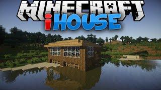 Minecraft Mods || INSTANT HOUSES || Mod Showcase [1.7.10]