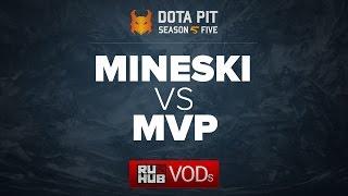 Mineski vs MVP, Dota Pit Season 5, game 3 [LightOfHeaveN, Lex]
