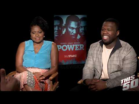"50 Cent Explains Where ""Get The Strap"" Comes From 