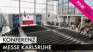 Kongress - Global Conference in der Aktionshalle der Messe Karlsruhe - Recap
