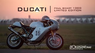 4. Ducati Paul Smart 1000 Limited Edition By BoxzaRacing
