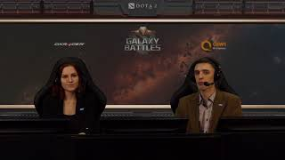 [RU] Galaxy Battles || Evil Geniuses vs VGJ.Thunder map 3 bo3 || by Eiritel & Zais