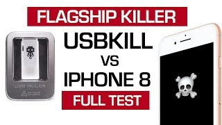 ⚡ USB Kill 3 VS iPhone 8