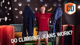 Are Climbing Jeans Any Good? | Climbing Daily Ep.1395 by EpicTV Climbing Daily