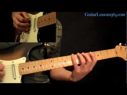 Modal Target Notes With Pentatonics Pt.1 – Guitar Lesson