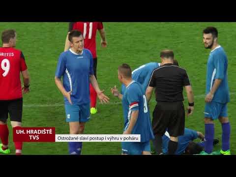 TVS: Finále okresního poháru - Uherský Ostroh - Jankovice
