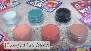 Kool-Aid Lip Balm // Lip Gloss - How To - Pinterest FAIL - YouTube
