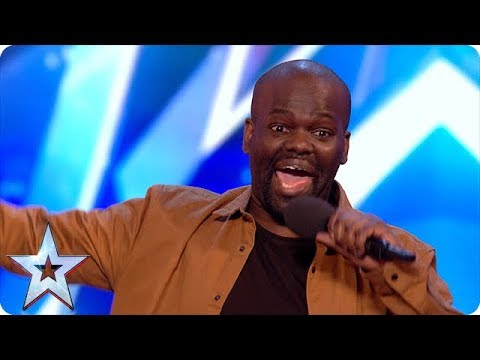 Hilarious Comedian Has The BGT Judges In Stitches | Unforgettable Auditions On Britain's Got Talent