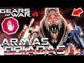 Gears Of War 4 Uso Las Armas Prohibidas Del Juego