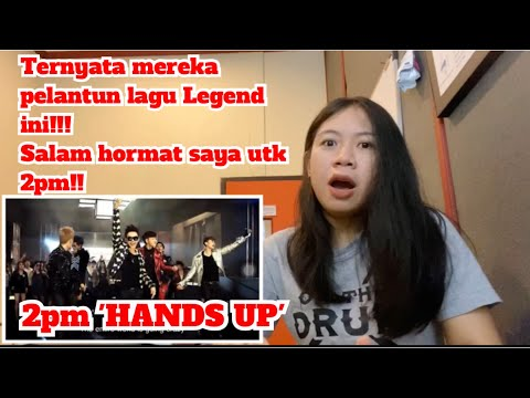 2PM 'Hands Up' (MV)| Desney Hanata Reaction (VOCAL COACH LEBAY)
