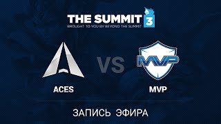 Aces vs MVP.HOT6, game 1