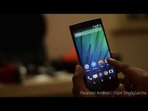 Oppo Find 7 Paranoid Android  photos