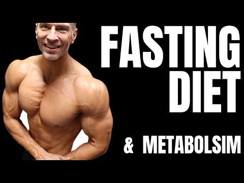 Fasting Diet Shred Fat Build Muscle