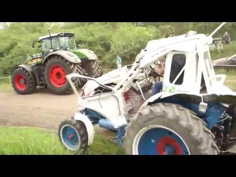 Гонки на тракторах 2018 Ростов-на-Дону (БИЗОН-ТРЕК-ШОУ) (видео)