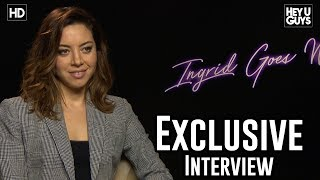 Nonton Aubrey Plaza on Leaving Instagram after Ingrid Goes West - Exclusive Interview Film Subtitle Indonesia Streaming Movie Download