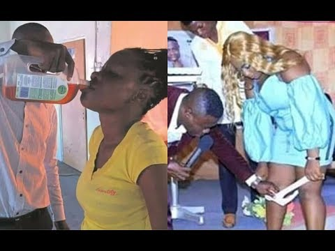 UNBELIEVABLE FAKE PASTOR EXPOSED IN NIGERIA
