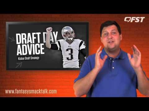 2015 Fantasy Football Kicker Draft Strategy thumbnail