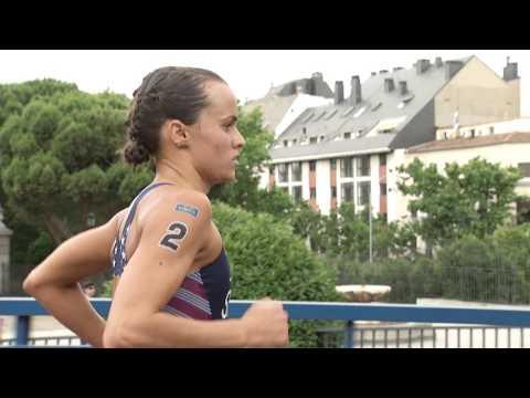 2017 Madrid ITU World Cup - Elite Women's Highlights