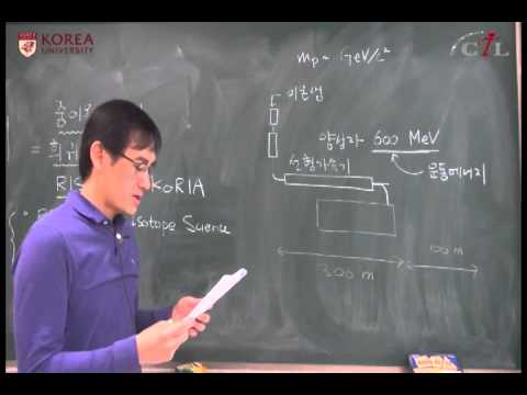 (2014-1) 한국의 중이온가속기: 5강 중이온 가속기의 목표