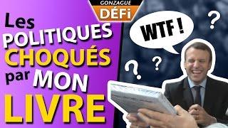 Video Les POLITIQUES CHOQUES par mon LIVRE MP3, 3GP, MP4, WEBM, AVI, FLV Oktober 2017