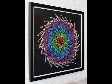 Aperçu vidéo de l'œuvre : Spirale.