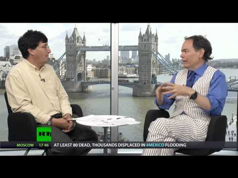 housing - Max Keiser and Stacy Herbert discuss the triangle of fraud in the housing sector and the policy of Icarus economics in which banks can't crash soon enough be...