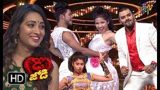 Dhee Jodi   19th September 2018   Full Episode   ETV Telugu