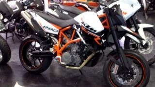 5. 2012 KTM 990 Super Moto
