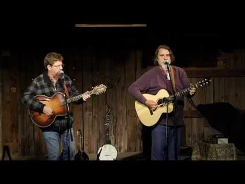 """Keep Your Dirty Lights On"" Tim O'Brien & Darrell Scott"