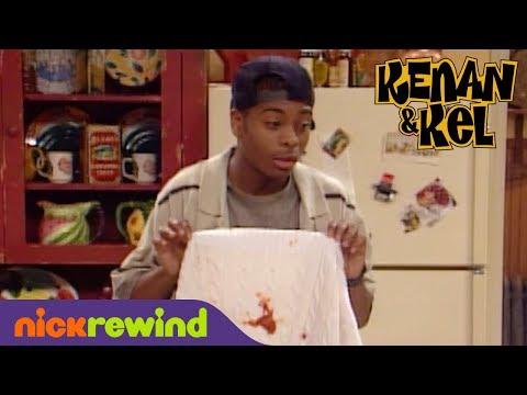 Kel Ruins a Beautiful Sweater | Kenan & Kel | NickRewind