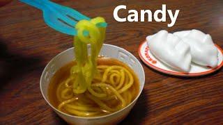 popin' cookin' 4 - Ramen, Jiaozi shaped Candy Kit | ASMR