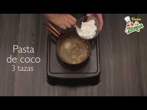 Sopa de leche de coco con coditos | PASTAS ZONIA