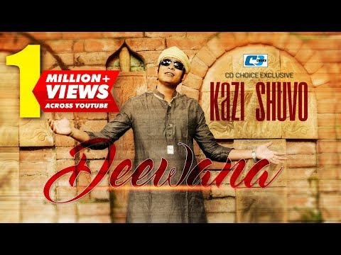 Dewana | Kazi Shuvo | Bangla New Music Video | Full HD
