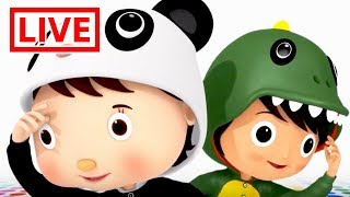 Video Little Baby Bum LIVE 🔴| The Number 3 Song | Numbers, Shapes + MORE Fun | Nursery Rhymes for Babies MP3, 3GP, MP4, WEBM, AVI, FLV Juli 2018