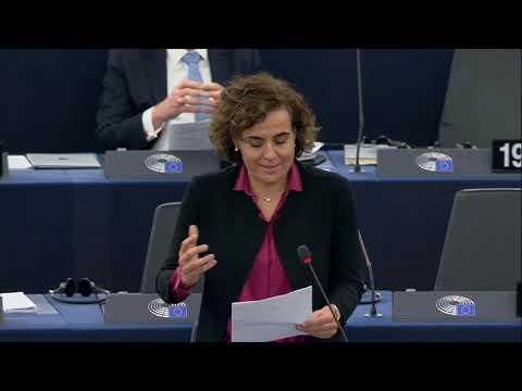 Dolors Montserrat sobre presupuestos UE