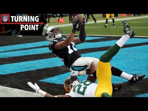 Video: Aaron Rodgers' Return Against Panthers Spoiled By a