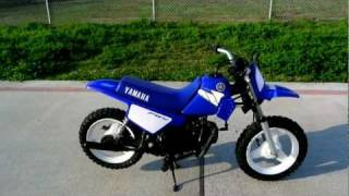 6. 2004 Yamaha PW50 Kids Dirtbike