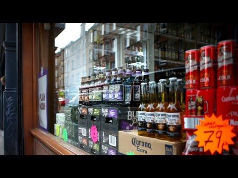 Alkohol: Schottland führt als erstes Land einen Mindest ...