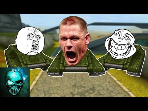 Tanki Online - Troll Montage #3 (funny video) - Try Not to Laugh!!