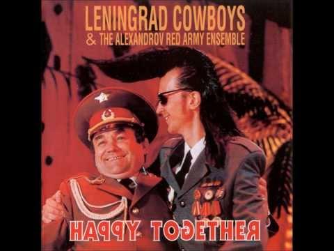 Tekst piosenki Leningrad Cowboys - Yellow Submarine po polsku